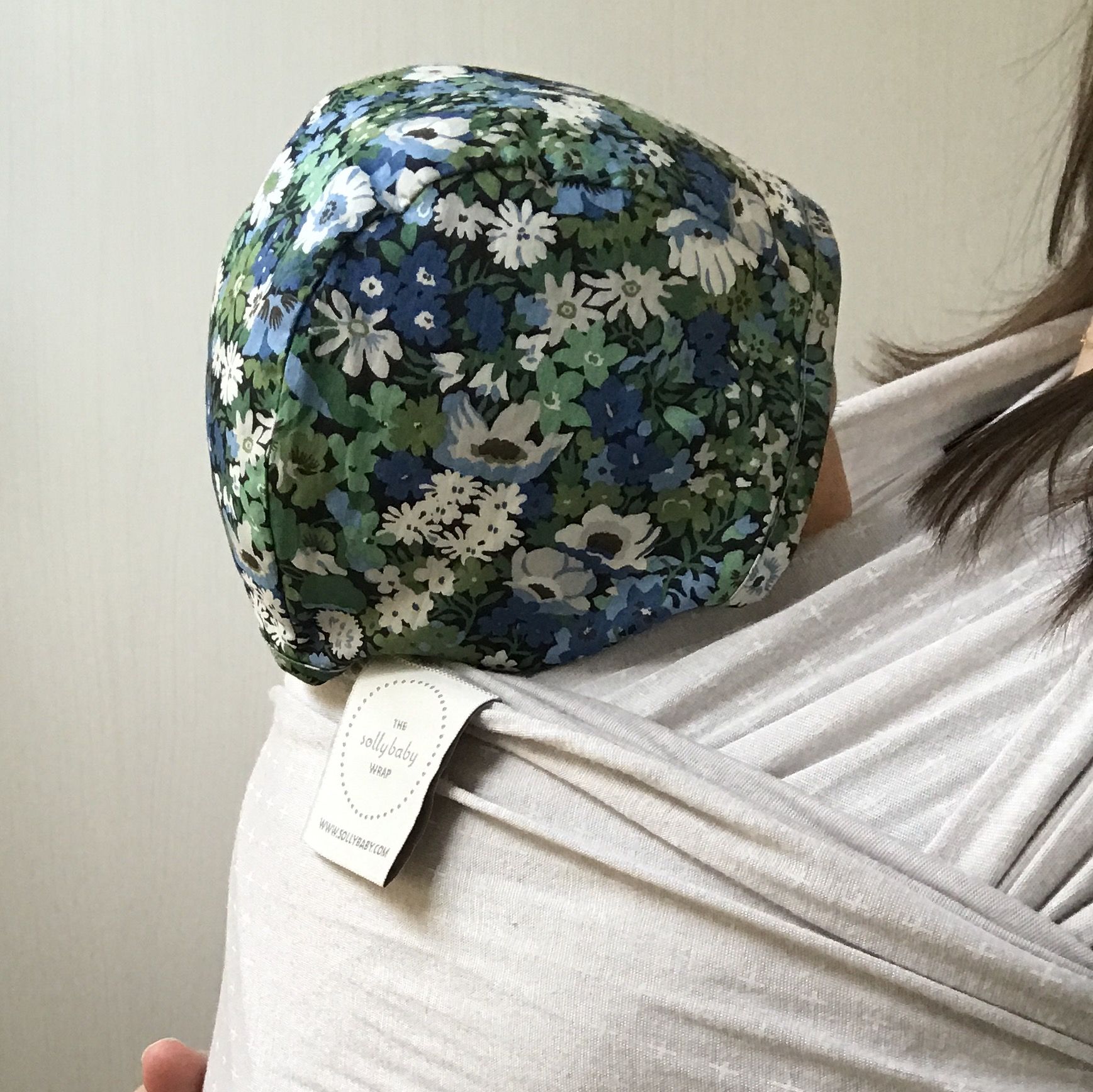 things I love: baby bonnets