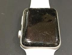 mochi流 Apple watch  液晶リペア
