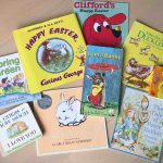 books we love: spring and Easter