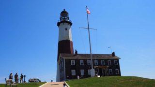 【NYに灯台を作れ!by ジョージ・ワシントン】NYで一番古い灯台|Montauk Point Light|アメリカ旅行