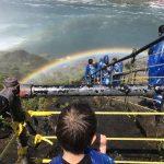 【家族4人でアメリカ横断旅行|Day.8Niagara Falls】ナイアガラの滝、虹が綺麗だ!MAID OF THE MIST & NIAGARA RIVER GORGE