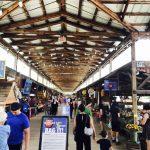 コーネル大学周辺のおすすめスポットIthaca Farmers market【アメリカ横断】